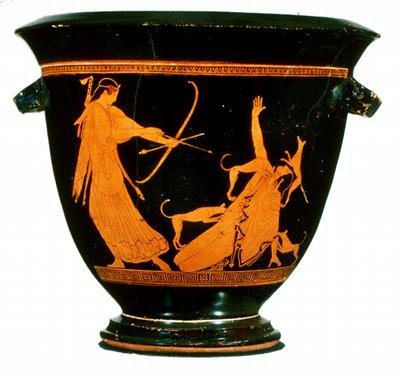 Artemis-Actaeon